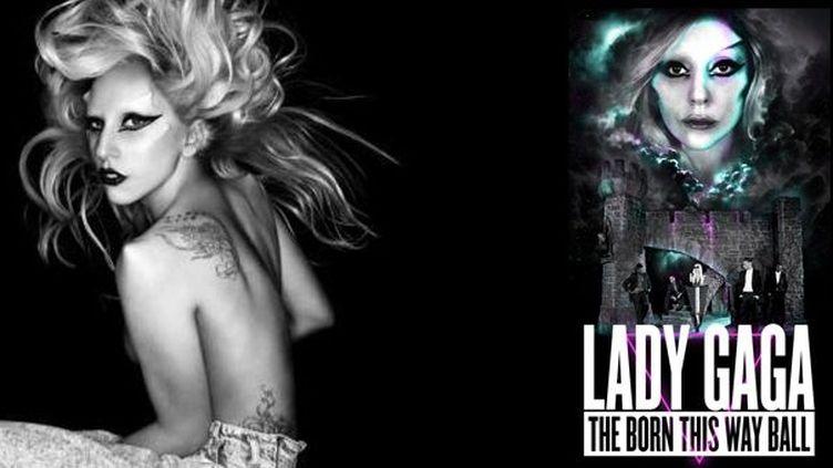 Lady Gaga a annoncé le lancement de sa tournée, qui débutera le 27 avril à Séoul  (Twitter / DR)