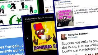 L'enquête BuzzFeed News sur les comptes réseaux sociaux des 573 candidats que présente le Front national aux législatives. (BUZZFEED)