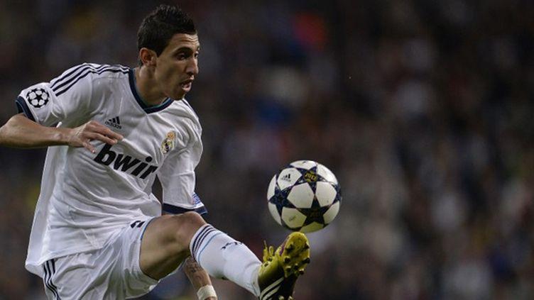 Angel Di Maria sous les couleurs du Real Madrid