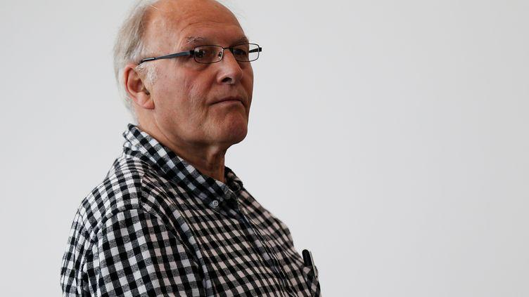 Bernard Sainz lors de son procès, le 4 juillet 2017
