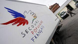 Les locaux du Secours Populaire à Toulouse (Haute-Garonne), le 7 juin 2011. (XAVIER DE FENOYL / MAXPPP)