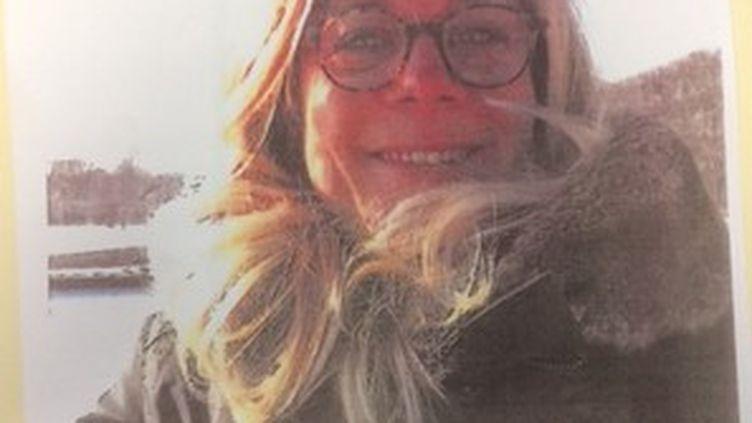 Photo non datée d'Anne-Frédéric Obszynski, qui a disparu le 21 février 2021. (GENDARMERIE NATIONALE)