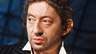Serge Gainsbourg à Paris en 1979.  (Peccoux / Sipa)