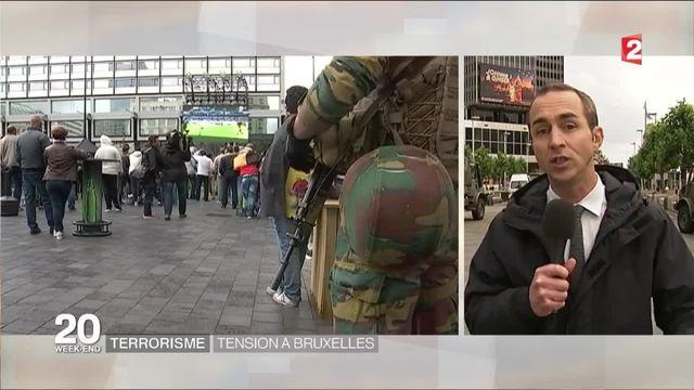 Terrorisme : grand ménage et interpellations en Belgique
