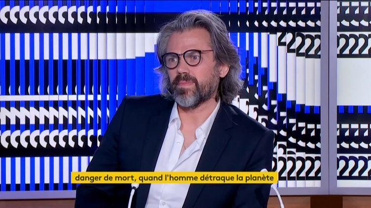 Aymeric Caron (FRANCEINFO)