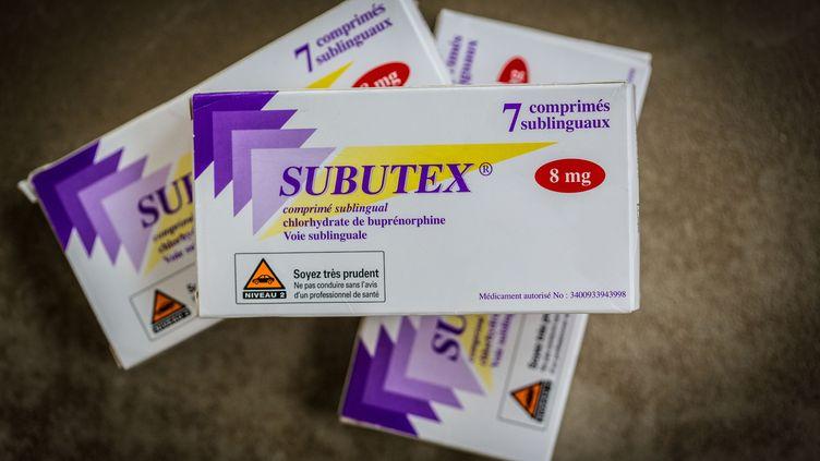 Le Subutex est un produit de substitution à l'héroïne. (GARO / PHANIE / AFP)