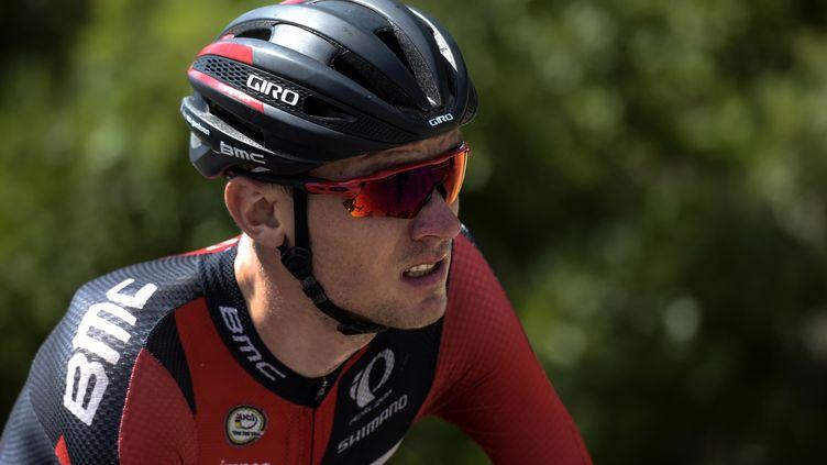 Tejay Van Garderen signe une probante victoire (LIONEL BONAVENTURE / AFP)