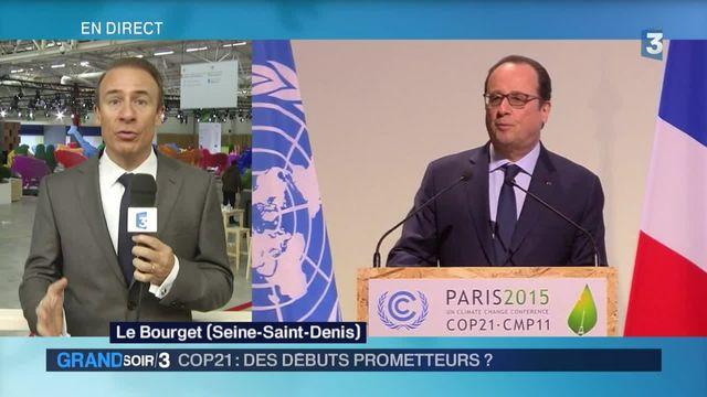 COP21 : entre optimisme et réalisme