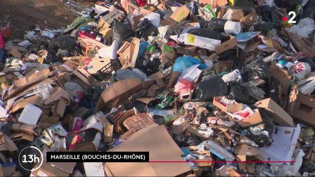 Marseille : la collecte des déchets perturbée par la grève des éboueurs