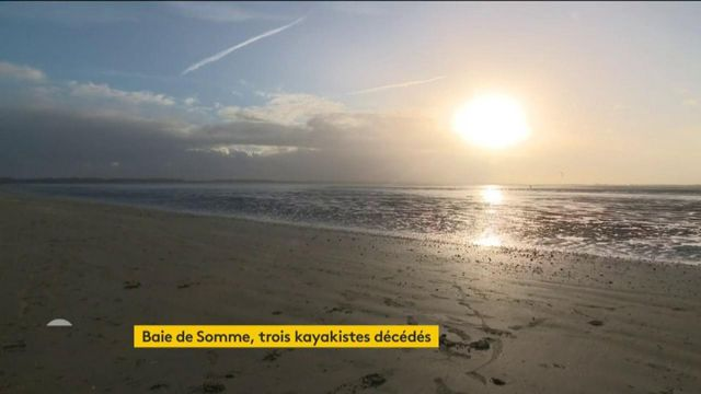 Trois kayakistes trouvent la mort dans la Baie de Somme