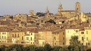 Vue d'ensemble de la ville de Arles, dans les Bouches-du-Rhône. Photo d'illustration. (NICOLAS THIBAUT / PHOTONONSTOP)