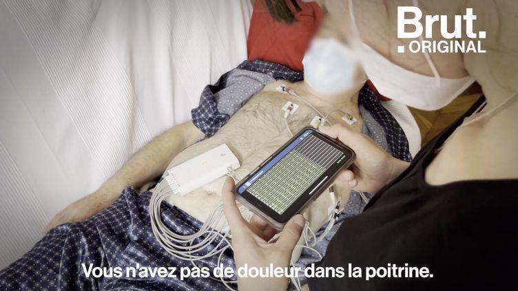 """VIDEO. """"Je me sens plus utile la nuit"""" : une nuit avec une médecin de nuit (BRUT)"""