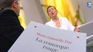 Marie-Gabrielle Duc invitée de C'est mieux le matin  (Culturebox)