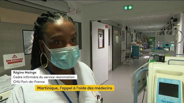 Covid-19 : l'appel à l'aide des médecins en Martinique