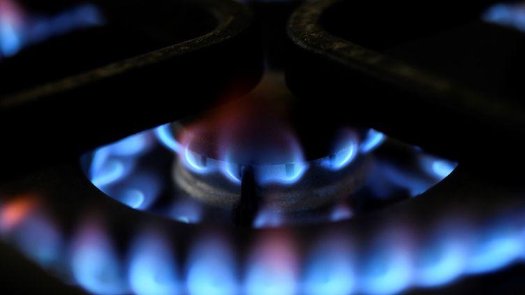 Les tarifs réglementés du gaz bondissent, jeudi 1er octobre 2020. (INA FASSBENDER / AFP)