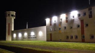 La prison deCondé-sur-Sarthe (Orne), le 5 mars 2019. (JEAN-FRANCOIS MONIER / AFP)