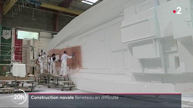 Déconfinement : le constructeur naval Beneteau en difficulté