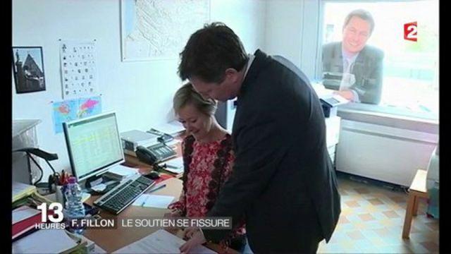François Fillon : les défections se multiplient