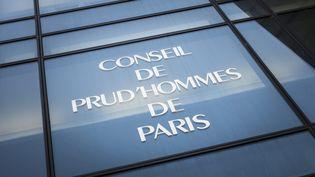 La façade du conseil des prud'hommes de Paris, le 23 mars 2015. (MAXPPP)