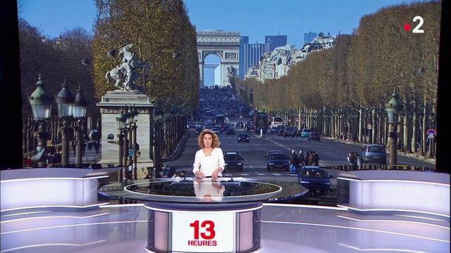 """""""Gilets jaunes"""" : quel dispositif de sécurité à Paris en prévision de l'acte V ?"""