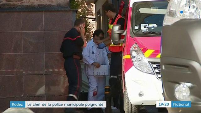 Rodez : le chef de la police municipale mort poignardé
