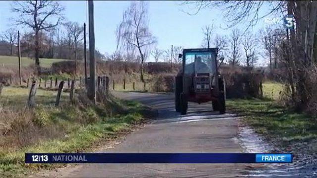 Creuse : le surprenant PV reçu par un agriculteur