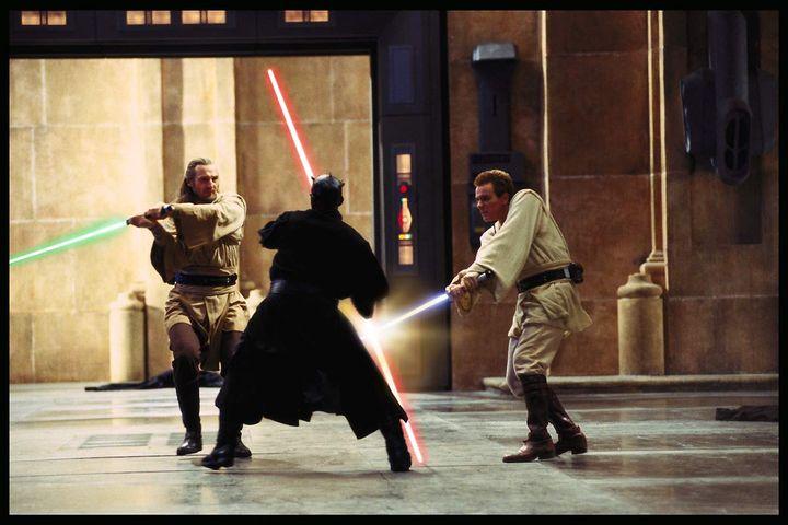 """Star War -Episode 1 : ""La Menace fantôme"" de George Lucas. (TWENTIETH CENTURY FOX FRANCE)"
