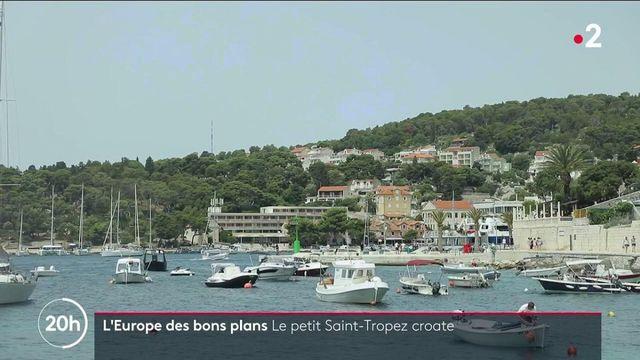 Croatie : Hvar, le Saint-Tropez de l'Adriatique, et ses bons plans