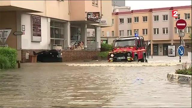 Inondations : l'Essonne à son tour fortement touché