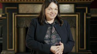 La comédienne française Myriame Boyer. (MAXIME JEGAT / MAXPPP)
