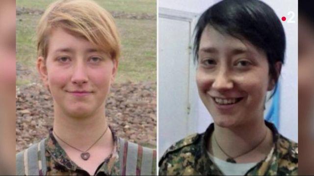 Syrie : mort d'une Britannique engagée auprès des Kurdes