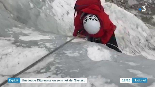 Alpinisme : Hélène Drouin, 27 ans, devient la plus jeune Française à avoir gravi l'Everest