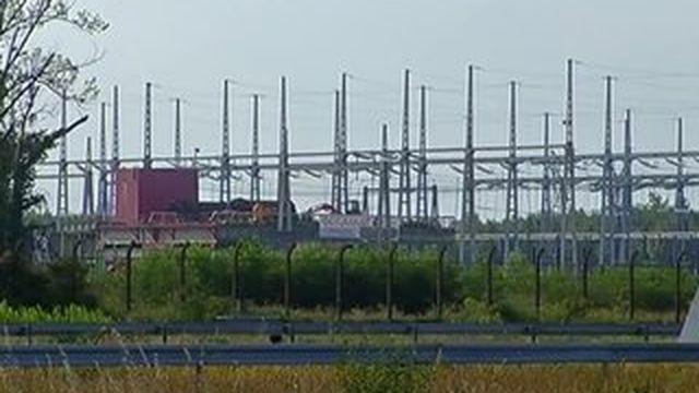 Canicule : 800 000 foyers privés d'électricité en Bretagne