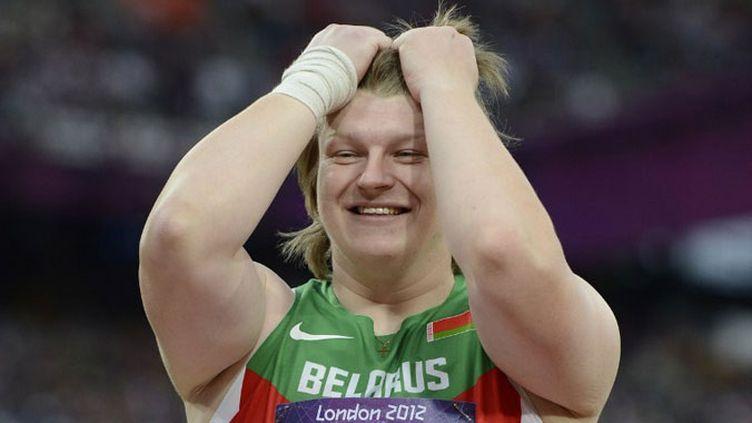La Biélorusse Ostapchuk déchue de sa médaille au poids