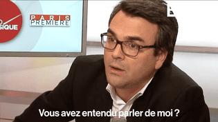 Thomas Thévenoud comparé au tribunal correctionnel de Paris ce mercredi 19 avril pour ses démêlés passés avec les impôts. Retour sur ce qu'en avaient pensé les candidats à la présidentielle à l'époque. (Brut)