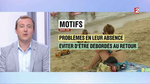 Vacances : les Français arrivent-ils à se déconnecter du travail ?