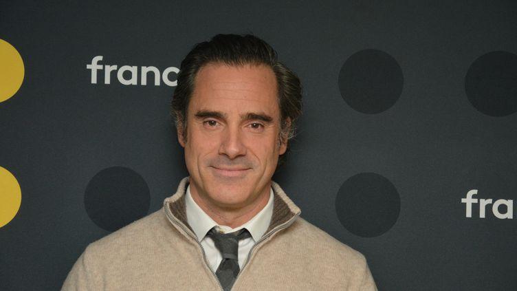 Alexisde Gemini, directeur général France de Deezer. (RADIO FRANCE / JEAN-CHRISTOPHE BOURDILLAT)
