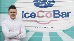 """Benjamin Gomes à Valence : """"Pas mal d'expatriés me disaient""""avant, je m'obligeais à venir au bureau trois fois par semaine et ce n'est plus le cas. Donc, je peux travailler de n'importe où"""" (ICECOBAR)"""