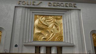 La façade des Folies Bergères à Paris  (CITIZENSIDE / PATRICE PIERROT / citizenside.com / Citizenside)