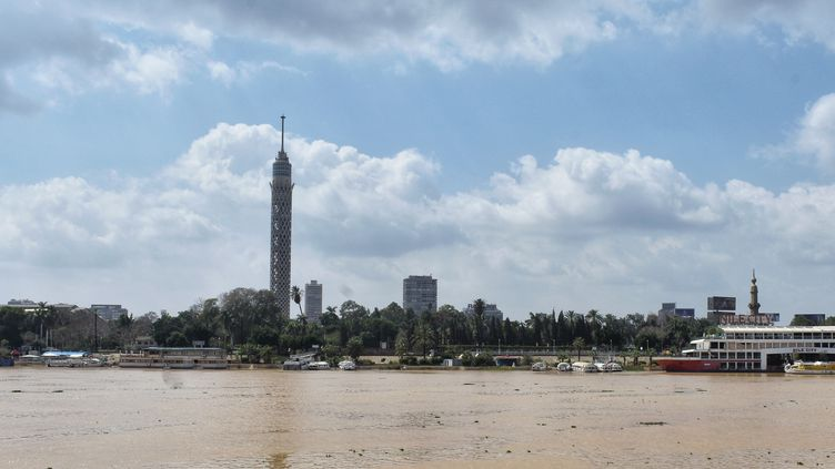 Le Caire, en Egypte, le 14 mars 2020. (ZIAD AHMED / NURPHOTO)