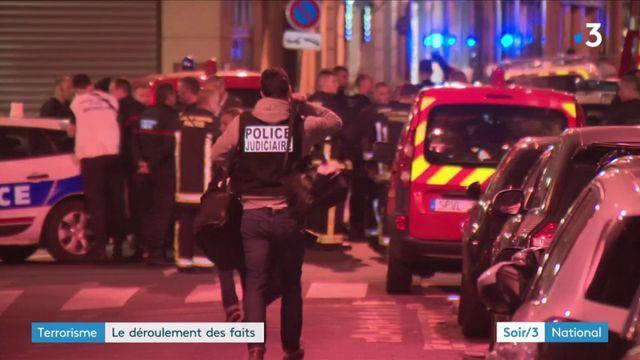 Paris : une attaque terroriste revendiquée par Daech