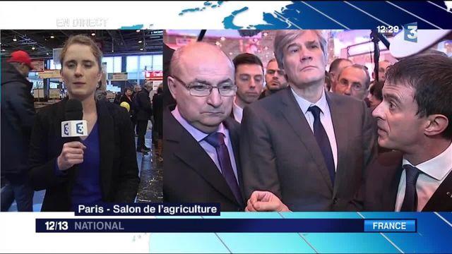Salon de l'agriculture : le défilé des personnalités politiques