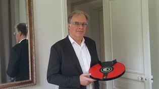 Stanislas Chesnais, co-fondateur et CEO de 3dRudder (3DdRudder)