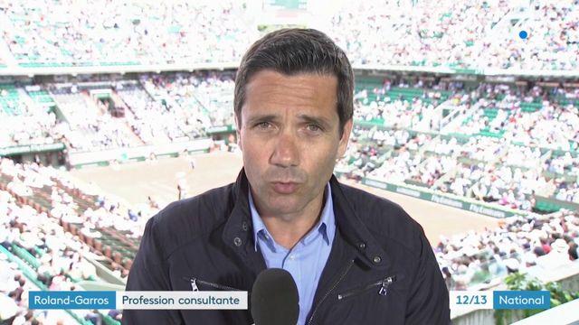 Roland-Garros : ces anciens joueurs devenus commentateurs