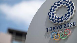 Les Jeux olympiques de Tokyo, reportés d'un an, débuteront le 23 juillet 2021. (CHARLY TRIBALLEAU / AFP)