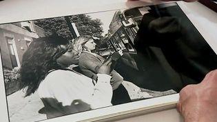 L'une des photos inspirées à Poivret par Paul Auster  (France 3 Culturebox)