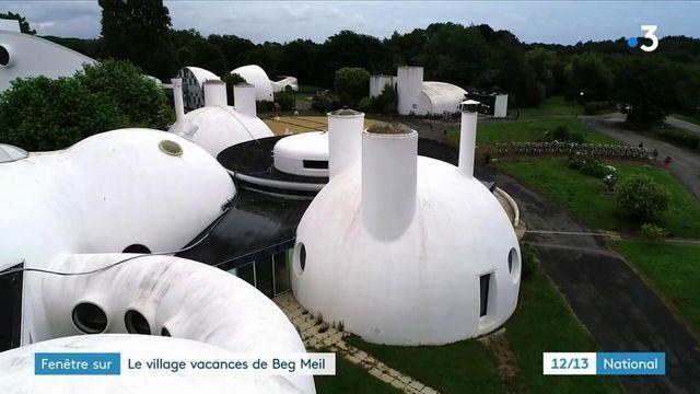 Finistère : un village vacances étonnant