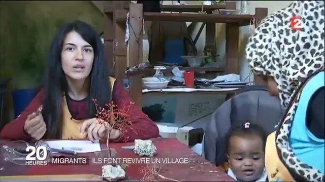 Italie : Riace reprend vie grâce à l'arrivée de migrants
