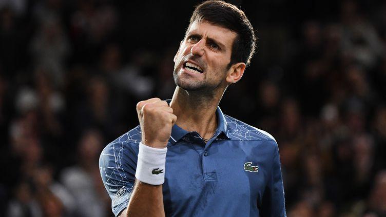 Djokovic vise un sixième sacre à Londres (VIRGINIE BOUYER / VIRGINIE BOUYER)