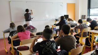 Un collège à Ligné (Loire-Atlantique). (ALAIN LE BOT / PHOTONONSTOP / AFP)